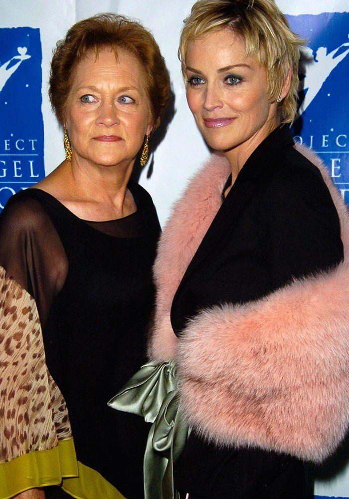 Sharon Stone et Dorothy Stone