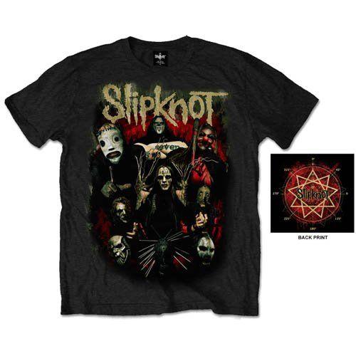 Slipknot Men's Tee: Come Play Dying Wholesale Ref:SKTS01MB