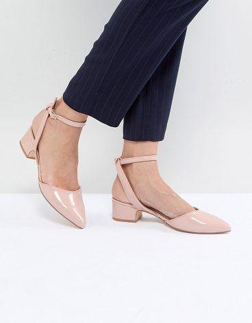 60fd1f9ce25 Zewiel Low Heel Pointed Shoes by ALDO. Heels by ALDO