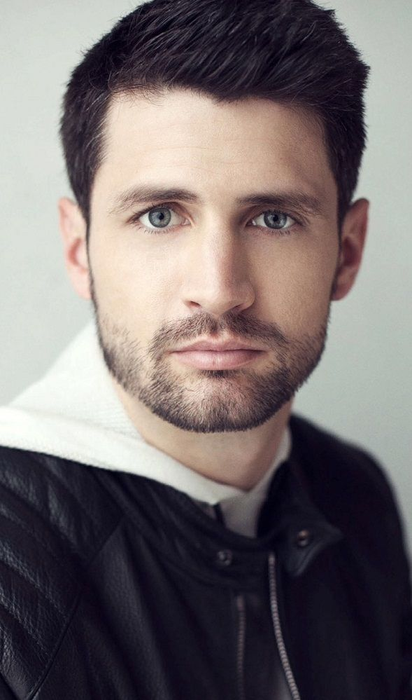 'Bello' Cover Boy: James Lafferty