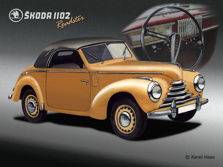 Škoda 1102 Tudor (1946–1949)