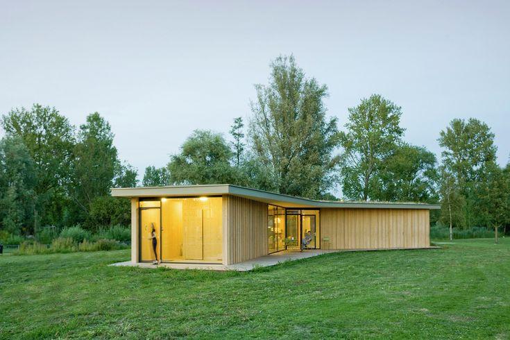 Gallery - Tea House 'Tuin van Noord' / GAAGA - 12