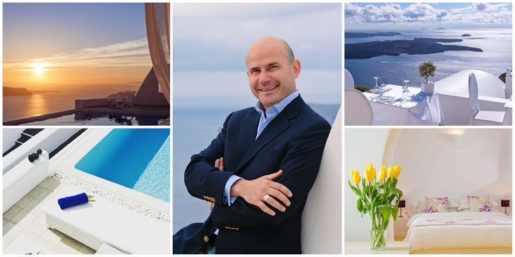 Live #ADayatAstraSantorini with the General Manager, George Karayiannis! #AstraSuites #Santorini #Greece