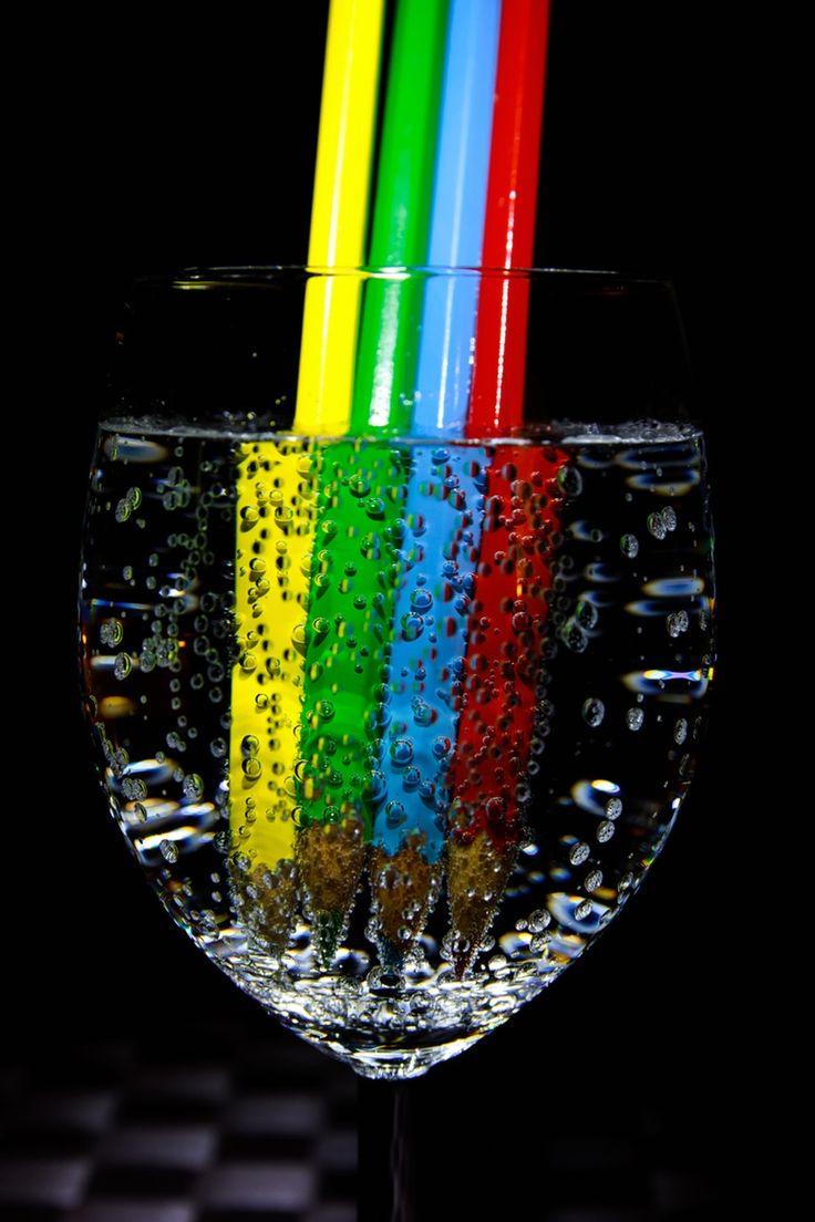 Color Pencils and Bubbles by Paweł Chrząszczewski on tookapic