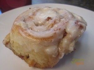 Gluten Free Cinnamon Rolls Recipe-Gluten Free Recipes at Sprouted Roots? Must try this