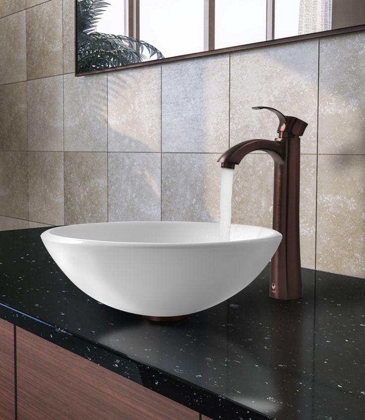 Best Lake House Bathroom Images On Pinterest Lake House - Bowl sinks for bathroom for bathroom decor ideas