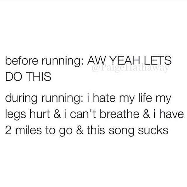 Hate Running But Do It Anyway? Then You'll Love These Quotes