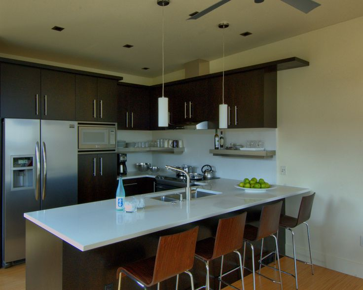 Stillwater Dwellings Vacation Home In Utah With Compact Modern Kitchen. Nice Ideas