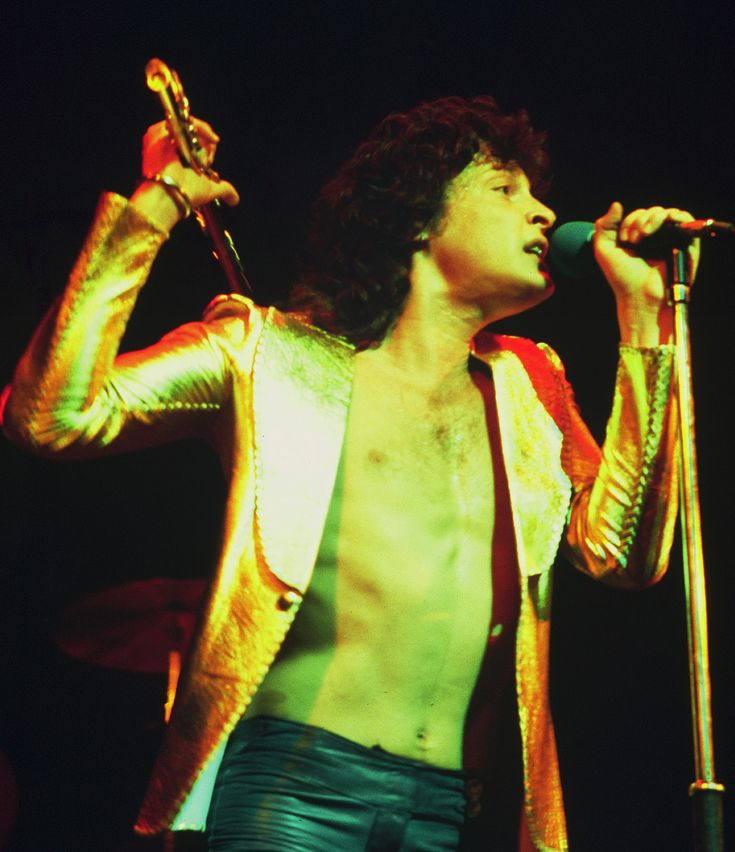 Barry Hay - Golden Earring - 1974