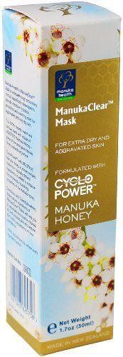 Manuka Health MGO 600 Manuka clear Mask 17 Ounce >>> Read more  at the image link.