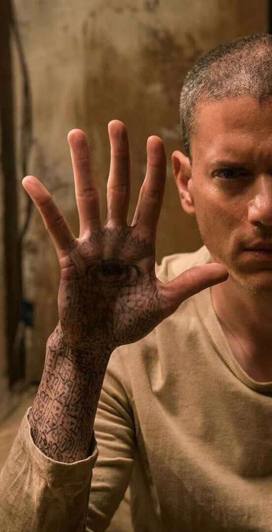 Michael Scofield.