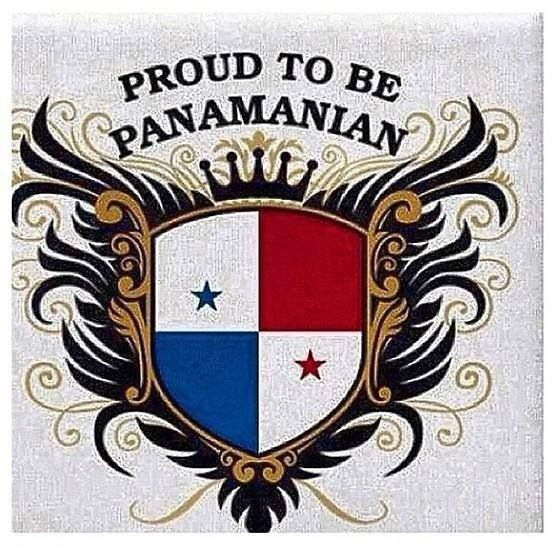 Proud to be a Panamanian