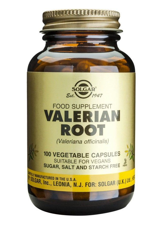 Valerian Root - 100 vegetable capsules.jpg