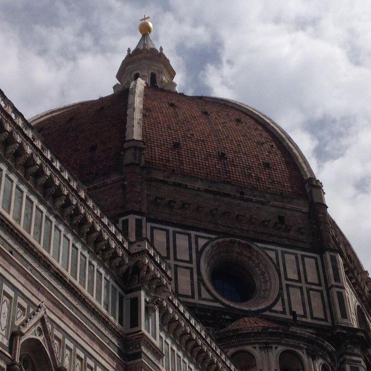 Санта-Мария-дель-Фьоре, Флоренция. Купол Брунелесски.