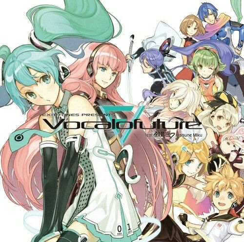 Vocaloid Future