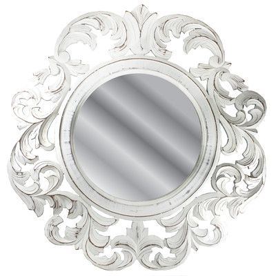 Fetco Home Decor Coley Wall Mirror  ellie and leci's room