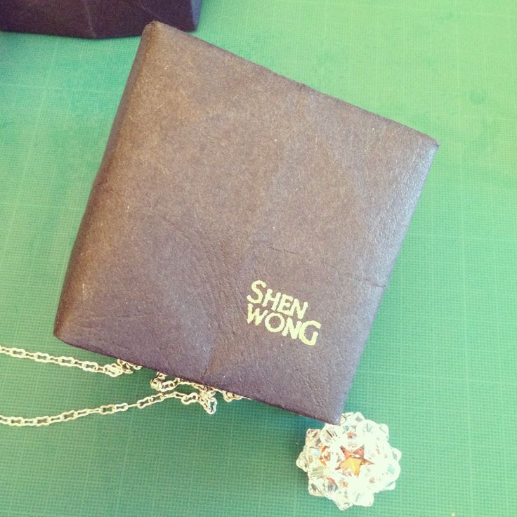 My new hand stamped, handmade jewellery boxes. Made by Shen Wong Jewellery. Shop at www.ShenWong.com.