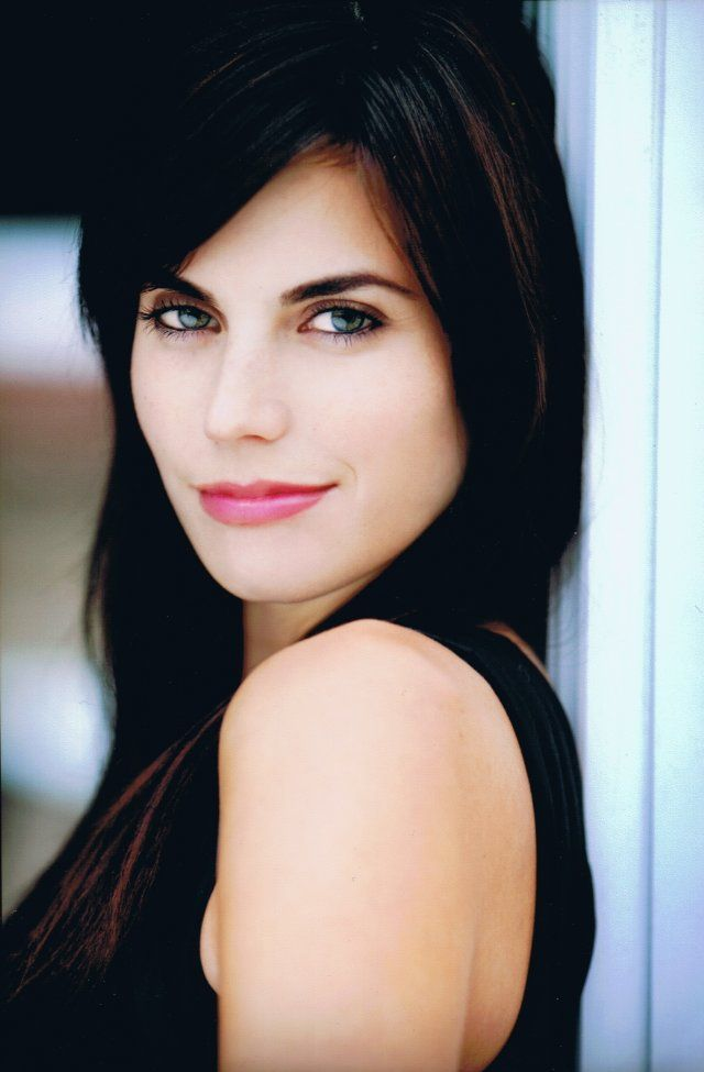 """Meghan Ory who plays Little Red Riding Hood in TV series; """"Once Upon A Tiime"""" --- ♥ Once Upon A Time ♥"""