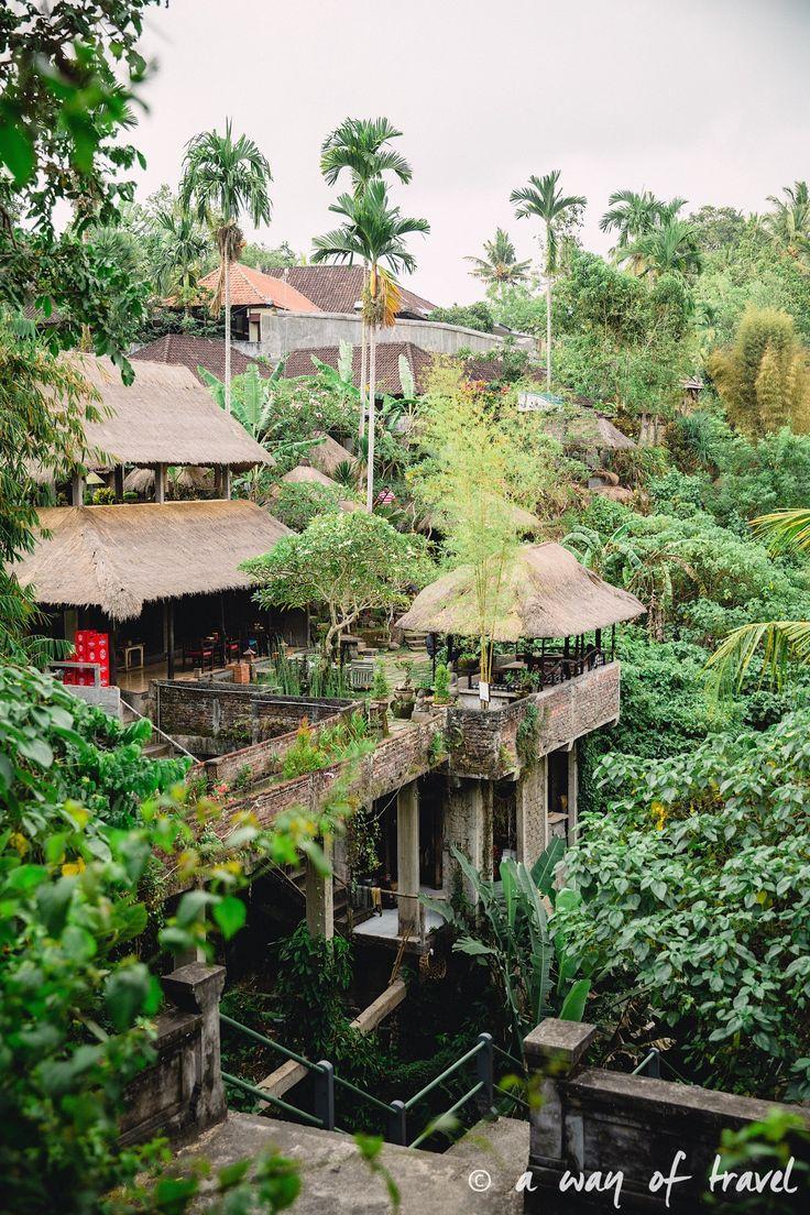 Warung River View, Ubud, Bali