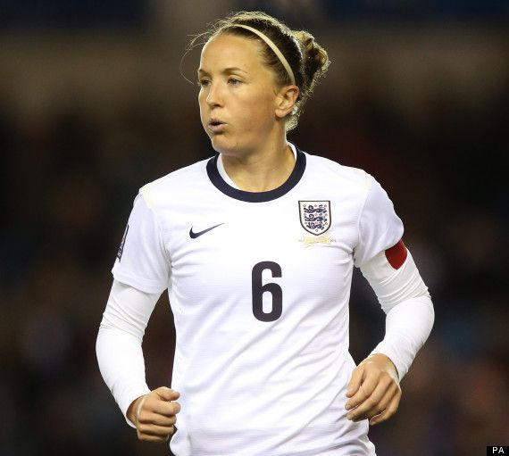 Footballer Casey Stoney Pleads For Team GB Women's Side At Rio 2016 Olympics.