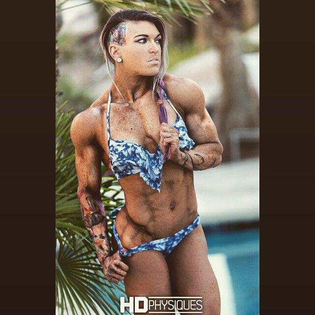 Women bodybuilders