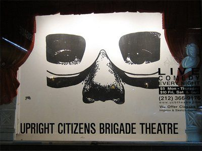 Upright Citizens Brigade Theater   Manhattan, NYC