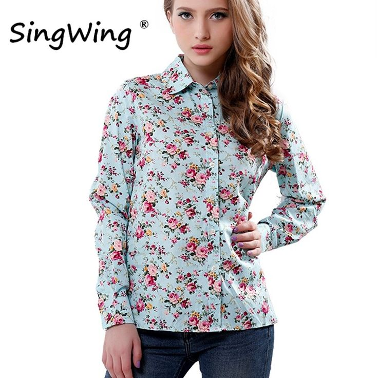 Like and Share if you want this  Singwing New Women Cotton Blouse Long-sleeve Printed Flowers Shirts Casual Slim Floral Blusas Femininas Camisas Roupas     Tag a friend who would love this!     FREE Shipping Worldwide     Get it here ---> http://www.pujafashion.com/product/singwing-new-women-cotton-blouse-long-sleeve-printed-flowers-shirts-casual-slim-floral-blusas-femininas-camisas-roupas/