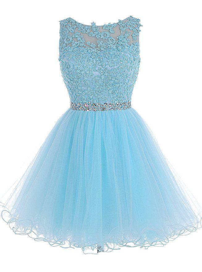 Best 25+ Light blue homecoming dresses ideas on Pinterest ...