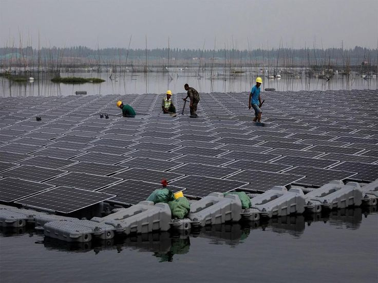 #China to build worlds largest floating solar power plant  150MW  in Ahnui province ind.pn/2yhCWBQ via @Independent #irena #stationcharger #recife #solarfarm #mudancasclimaticas #solarenergy #renewableenergy #utah #uae #usa #electricity #renewables #synergy #energiasolar #solar #energiarenovavel #climatechange #inverter #doityourself #energyone #kit #energy #india #power #jobs #pv #battery #solarpower