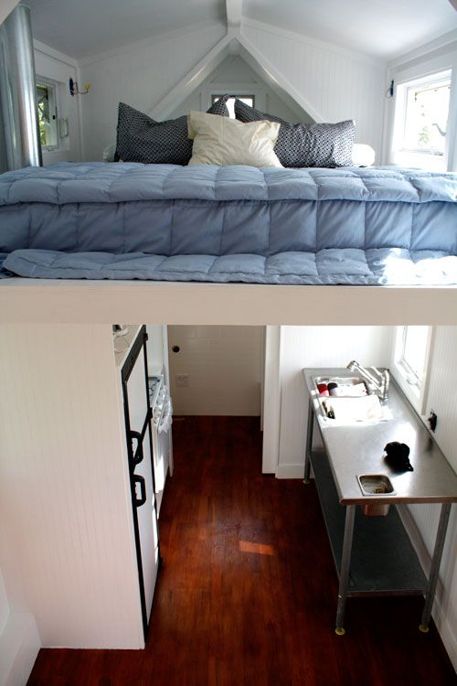 Extremely tiny houses interior by kent griswold tiny house blog