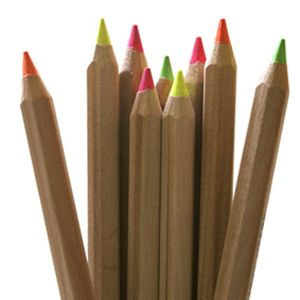 Eco Highlighters such a great idea: Stubbi Pencil, Review Smart, Dry Highlights, Smart Phones, Colors Candy, Eco Pencil, Colors Pencil, Neon Colors, Highlights Pencil