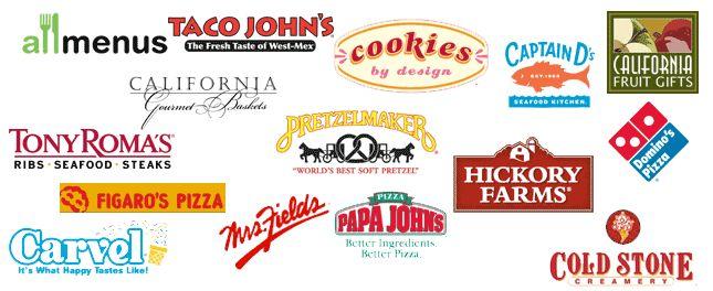 American Restaurant Logos G