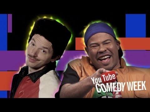 The ArScheerio Paul Show: Episode 2 -- Paul Scheer and Jordan Peele -- YouTube Comedy Week - YouTube