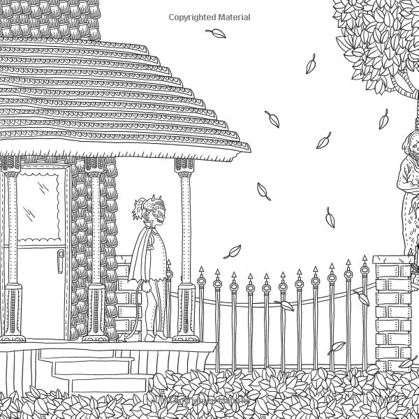 The Beauty of Horror: A GOREgeous Coloring Book: Amazon.ca