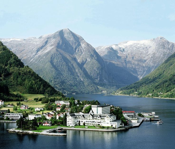 The Phenomenal Fjords of Scenic Norway