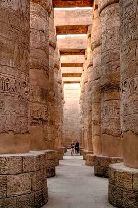 Karnack, Egypt
