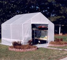 The Greenhouse Canopy 10'x10' - $329.99