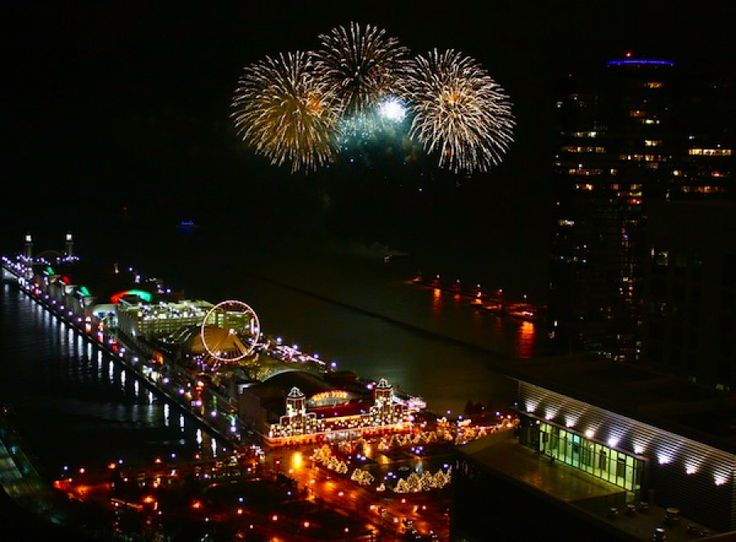 Fun Places For New Years Eve