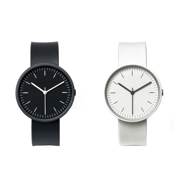Watches by Uniform Wares (Fashion) - popbee ❤ liked on Polyvore featuring jewelry, watches, accessories, fillers, accessorize, uniform wares watches and uniform wares