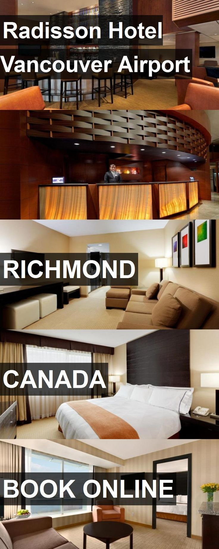 Hotel Radisson Hotel Vancouver Airport in Richmond, Canada. For more information, photos, reviews and best prices please follow the link. #Canada #Richmond #RadissonHotelVancouverAirport #hotel #travel #vacation