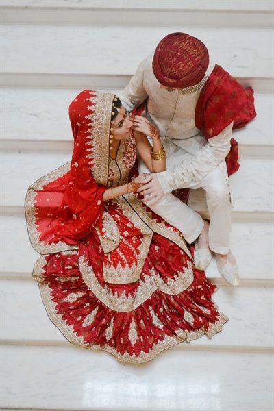 Indian Fusion Bridal Photos at the Georgian Terrace - Gallery - TheBigFatIndianWedding.com