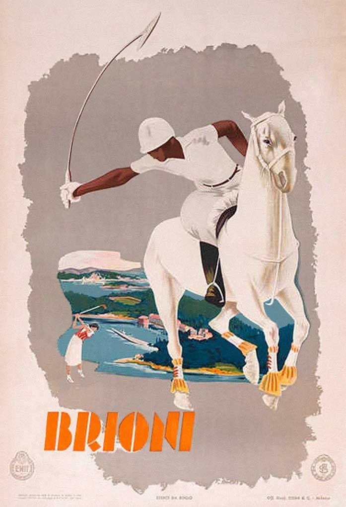 vintage italian posters - 697×1020