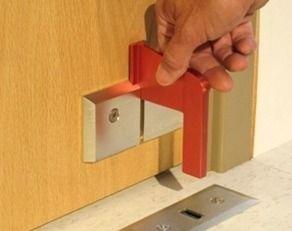 Night lock for doors