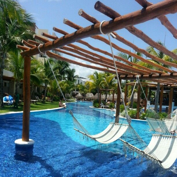 Amazing pools at Excellence Playa Mujeres