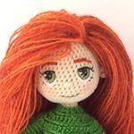 """437 Likes, 18 Comments - Sveta, Dollmaker from Russia (@tinyfennec) on Instagram: """"В этой небольшой компании мини кукол не хватало блондинки❄️❤️ Я назвала ее Клаудия в честь…"""""""