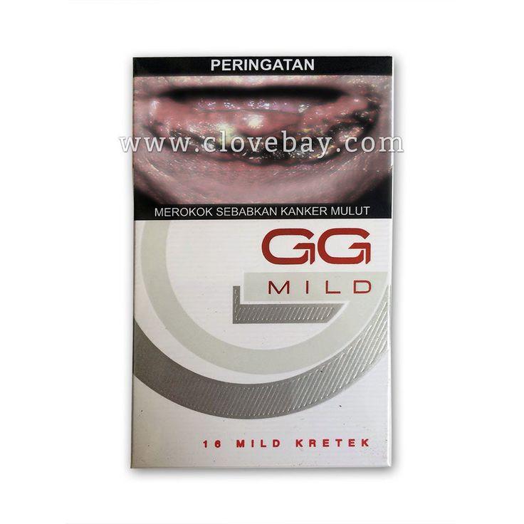 Gudang Garam GG Mild 16 Kretek Filter