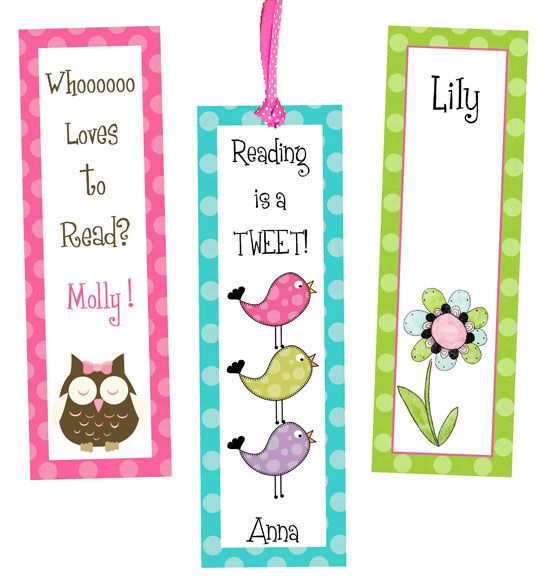 bookmark design idea