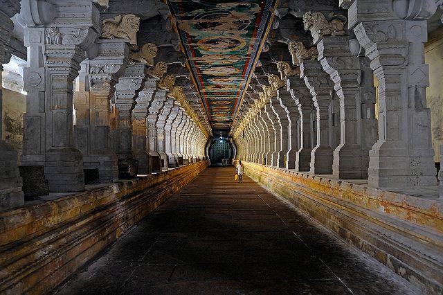 ராமேசுவரம் கோவில் உருவான வரலாறு-