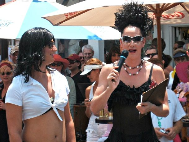 Drag Race with Drag Queens! | The Travel Tart Blog
