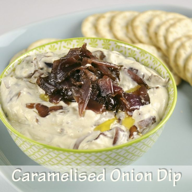 Caramelised Onion Dip - ThermoBites